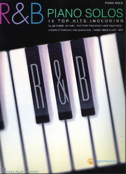 R&B piano sheet music pdf | r&b piano pdf | r&b piano chord