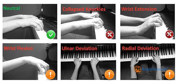 hướng dẫn học đàn piano cơ bản 5
