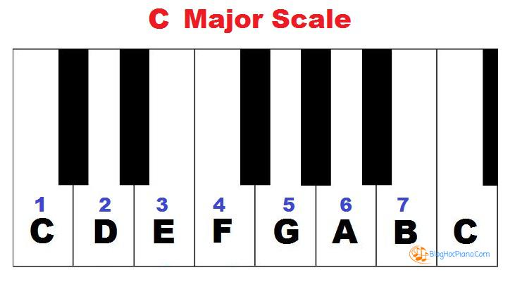 hướng dẫn học đàn piano cơ bản 9