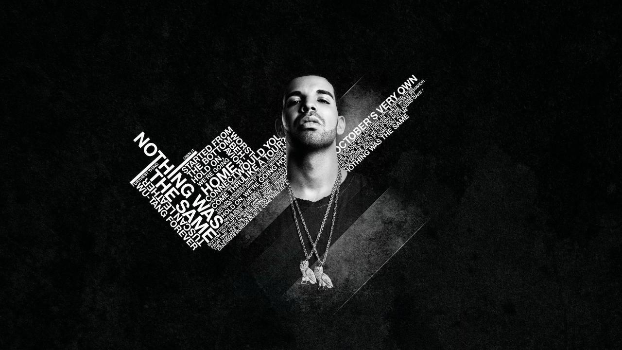 2560x1440 Drake Rapper, Drake Logo Art, Rap, Music, Aubrey Drake Graham, Hip