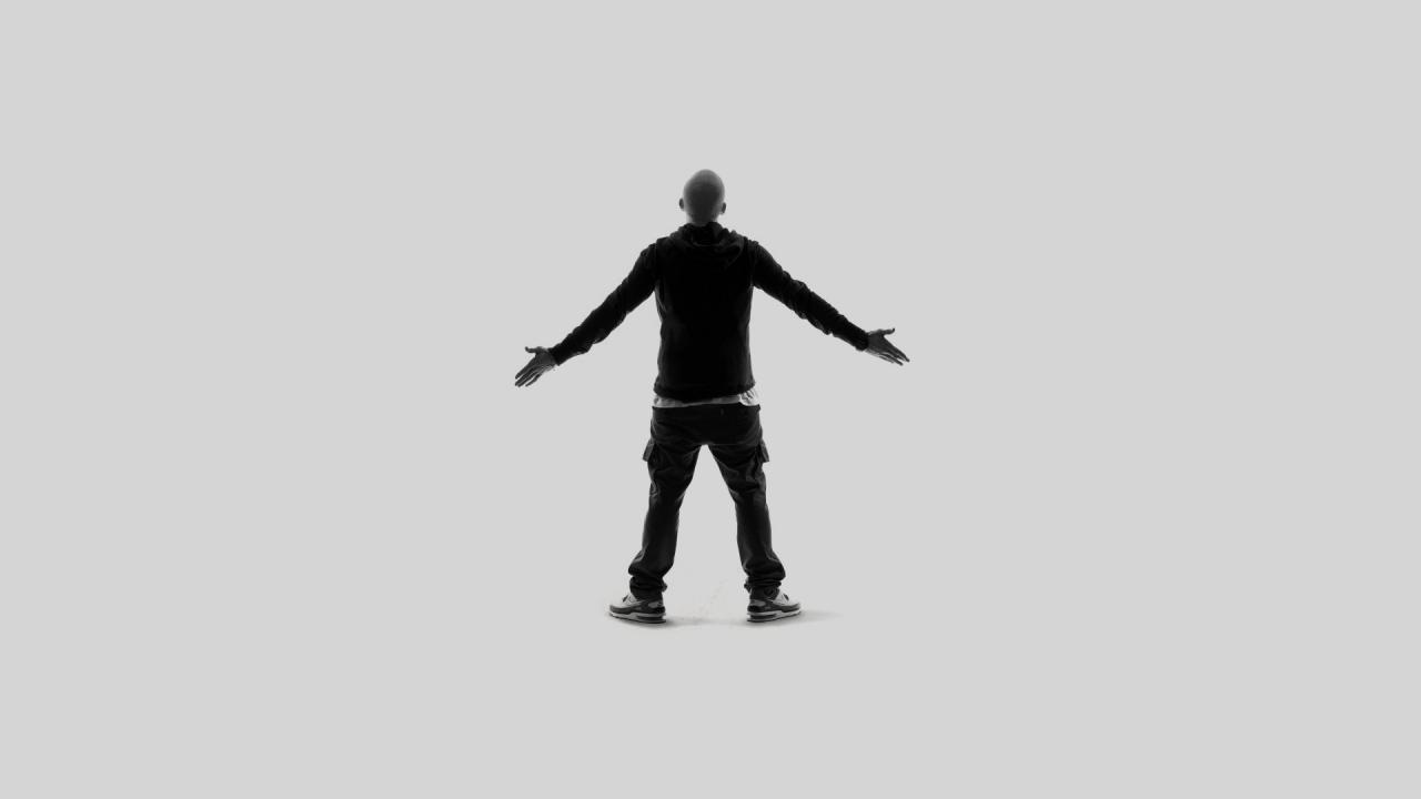 1920x1080 Download now full hd wallpaper eminem rap black and white ...