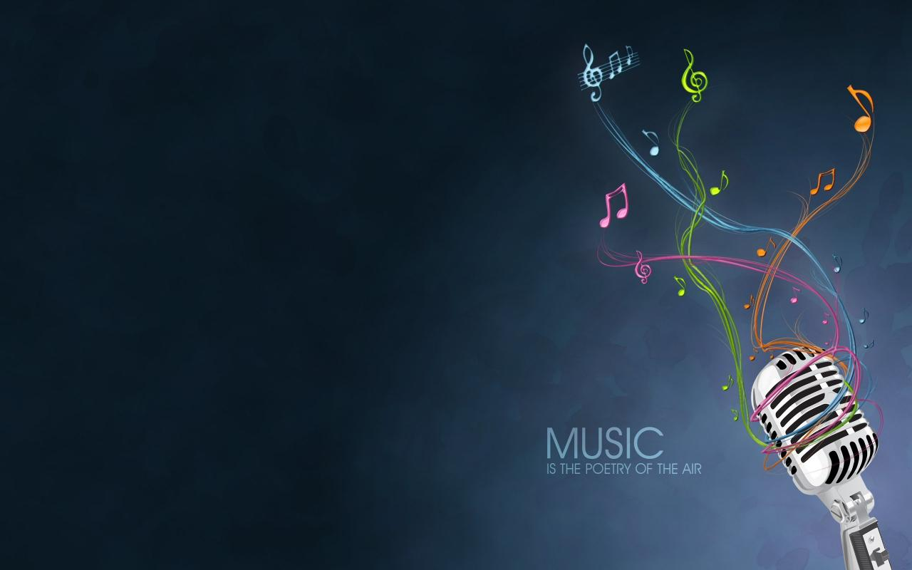 2560x1600 Com · Music Notes Wallpaper 9815 Hd Wallpapers In Music - Imagesci.
