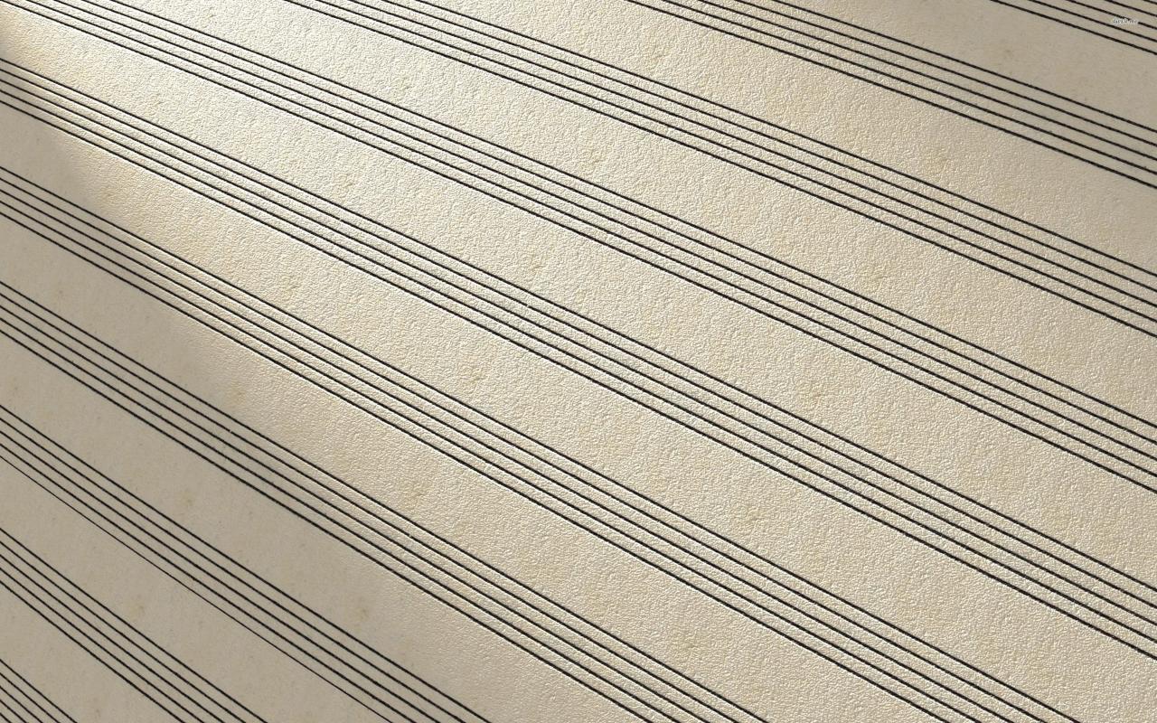 2880x1800 ... Empty music sheet wallpaper 2880x1800 ...