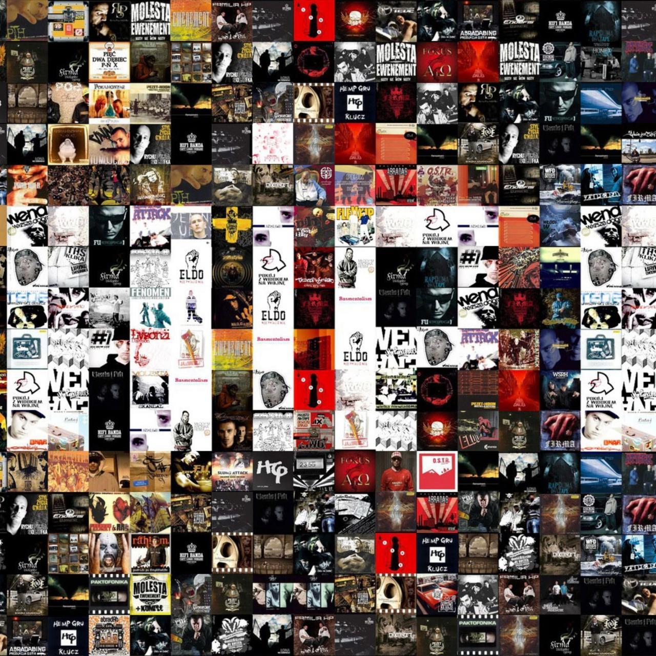 2048x2048 Underground Hip Hop Wallpaper