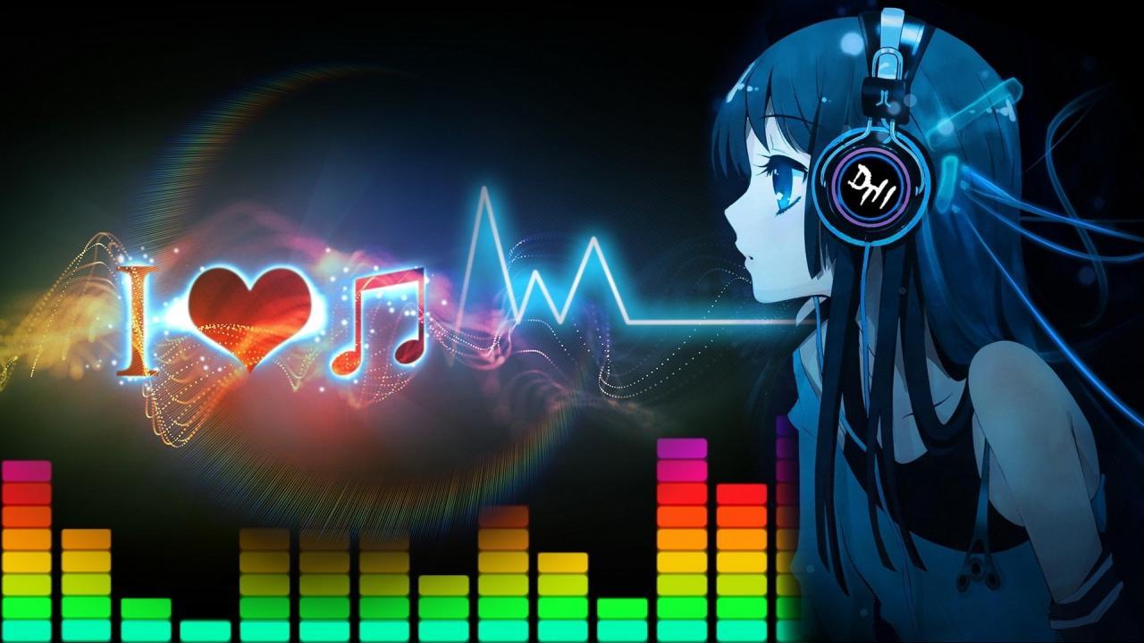 1920x1080 0 Cute Anime Girls Listening Music Wallpaper HD For Desktop Cute Anime  Wallpapers Widescreen For Iphone Dark Scenery Cute .