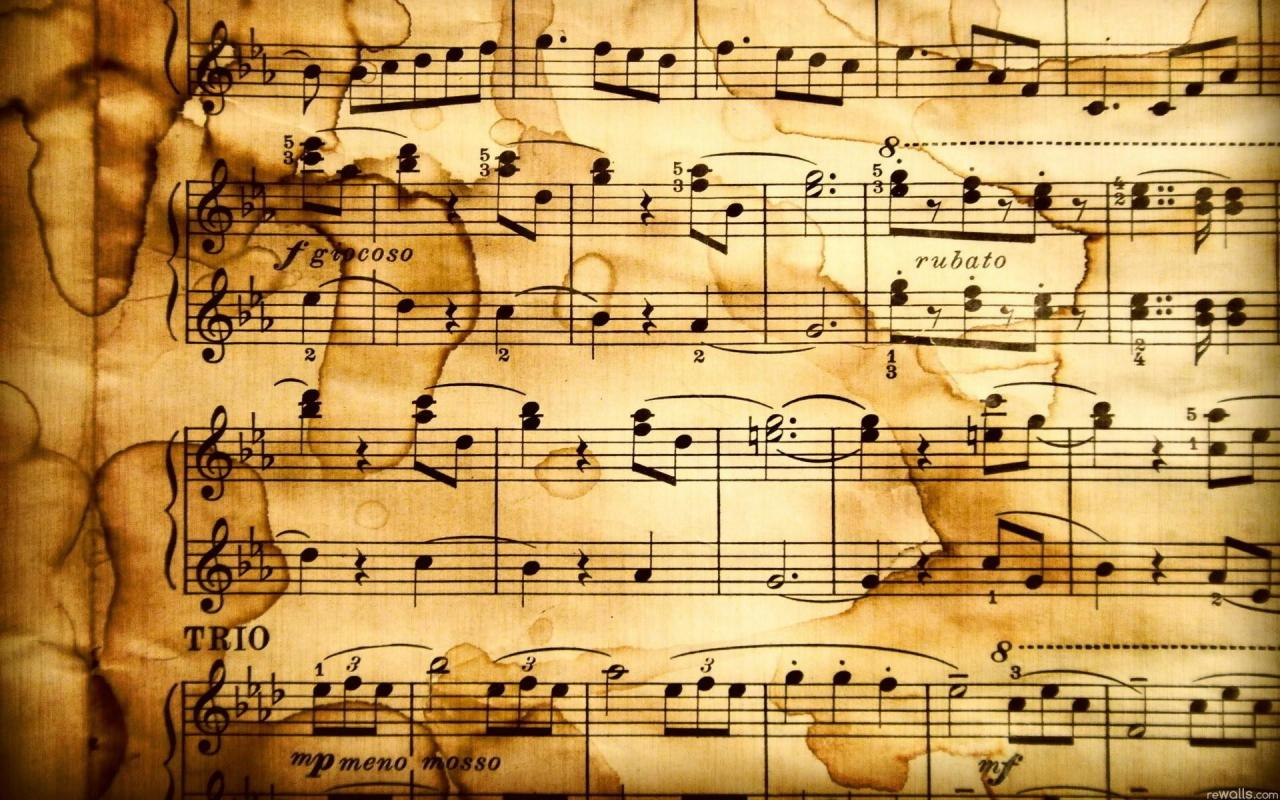 1920x1200 Wallpapers For > Classical Music Instruments Wallpaper