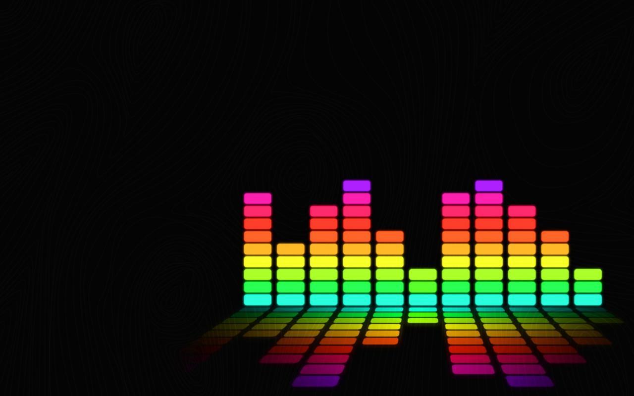 1920x1200 music, DJ, Audio Spectrum