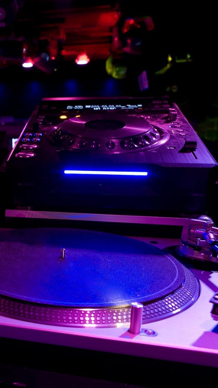 1080x1920 Music DJ Colorful. Wallpaper 119630