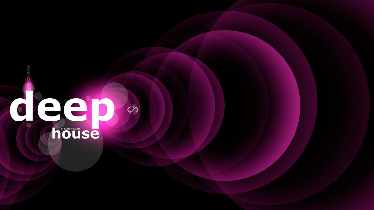 3840x2160 ... Deep-House-Music-Abstract-DJ-Words-Circle-Style- ...