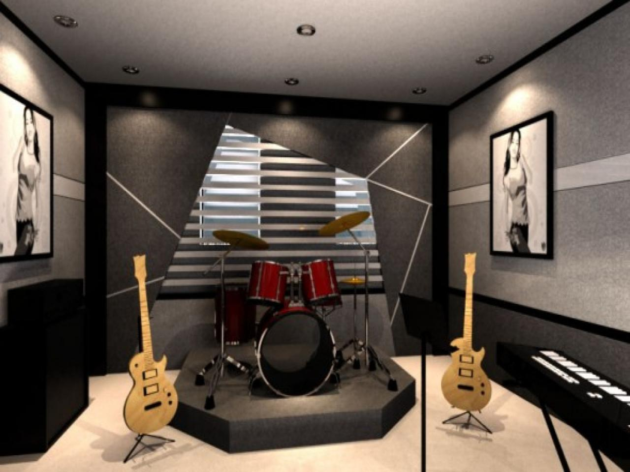 1920x1440 1920x1440 Small Minimalist Of Home Music Studio Ideas Room Excerpt Rustic  Interior Design Free. interior ...