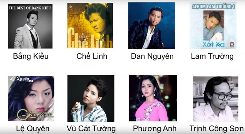 The Best of Quang Dung nhac lossless